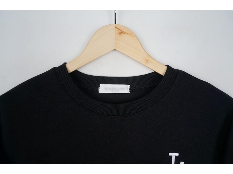 Cropped LA sweat shirt