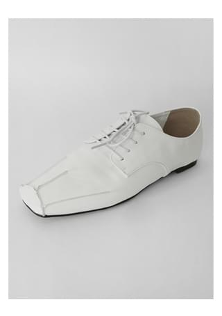 french clear line loafer (2colors)
