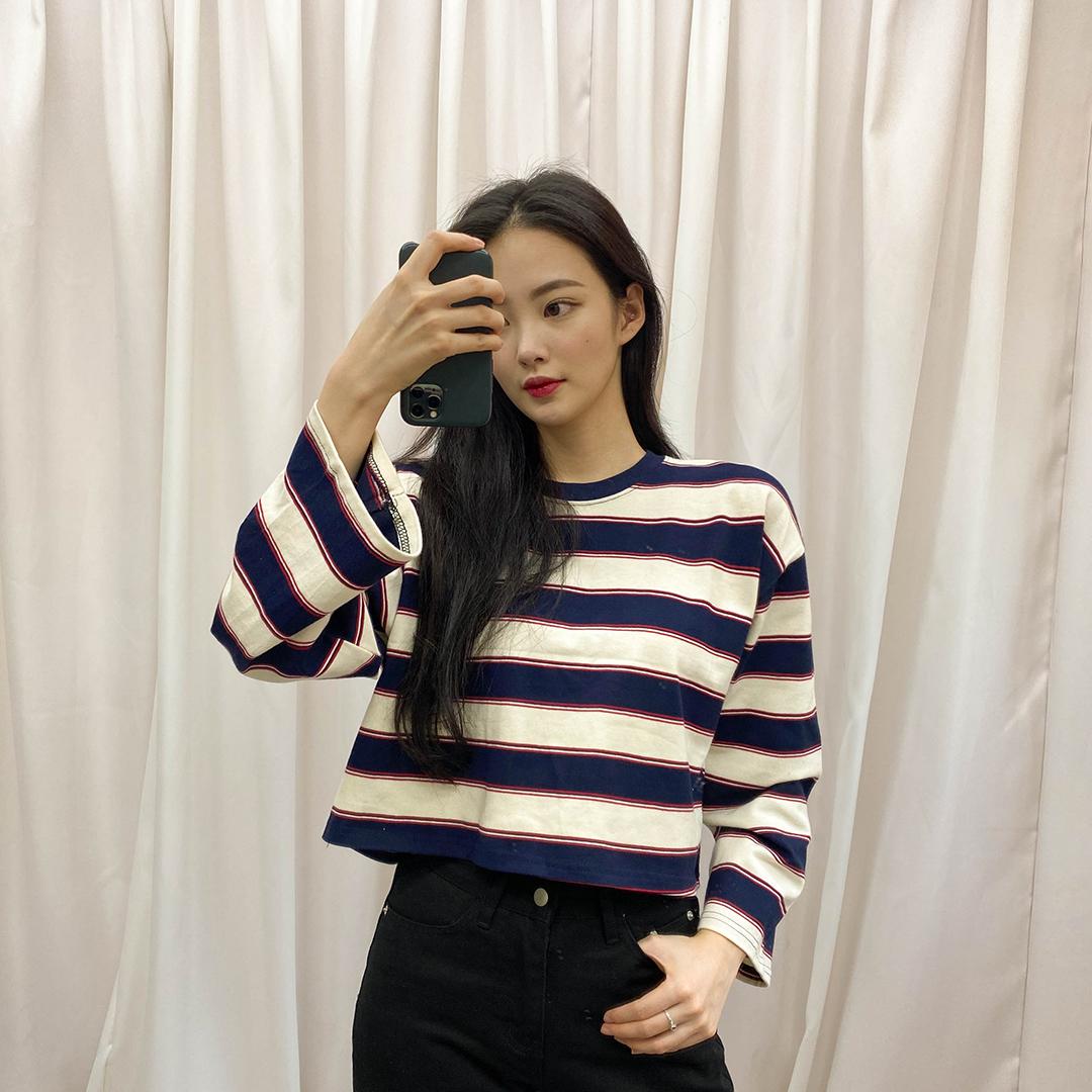Norton striped t-shirt