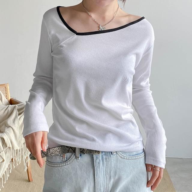 Square Juicy Uncut T-Shirt 長袖