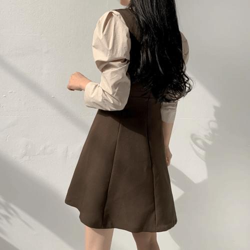 Half A-line Dress dresses