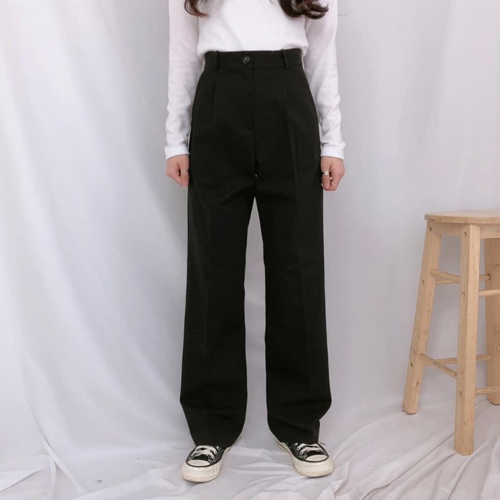 KOTRA Tucking Wide Pants パンツ