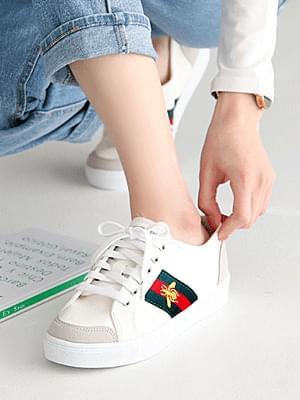 Rose sneakers 3cm スニーカー