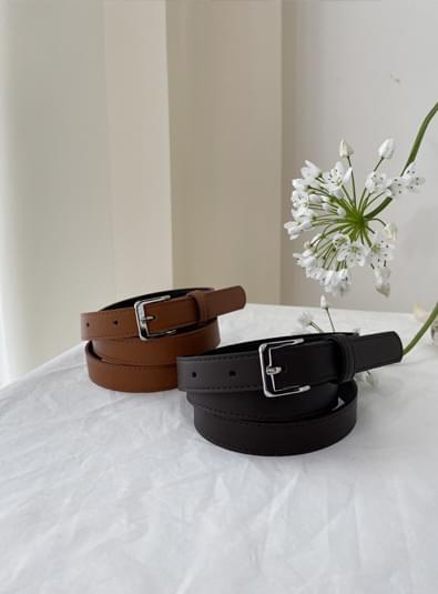 Square simple belt ベルト