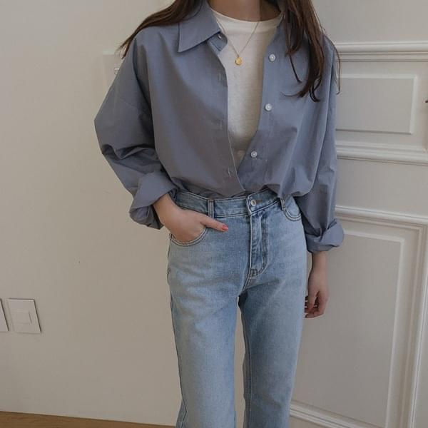 Sens Overfit Cotton Shirt