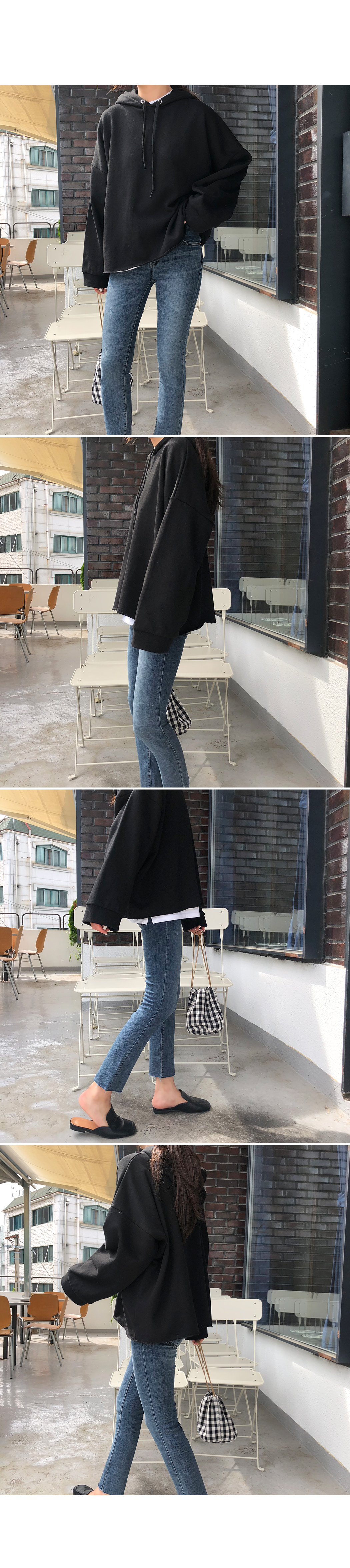 Shade straight cropped pants
