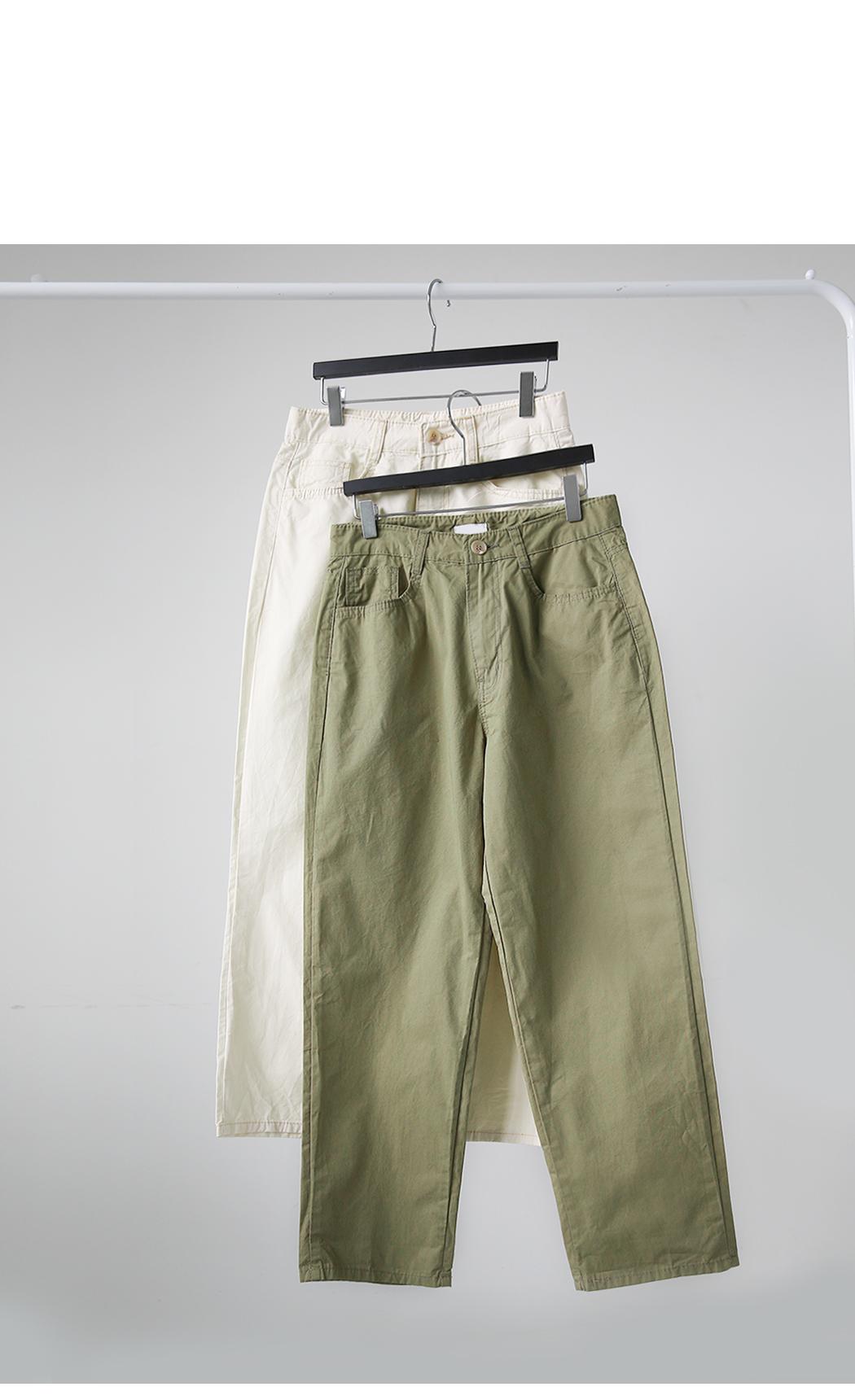 Cool cotton boy fit pants