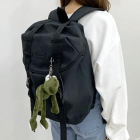 Twig doll backpack + doll included ♡