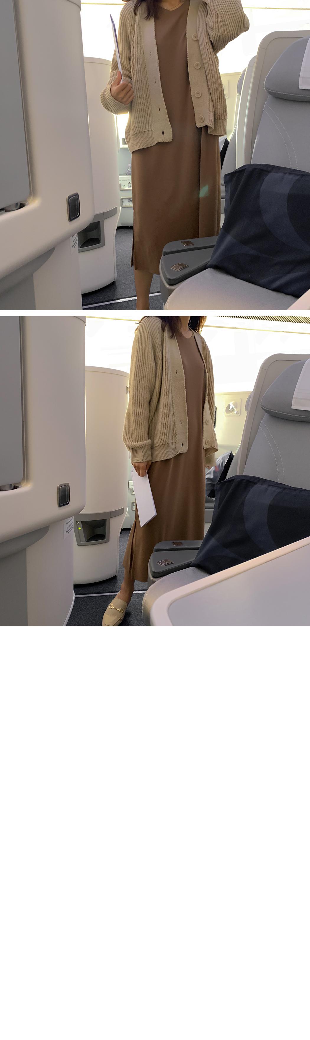 Lounge loose fit cardigan