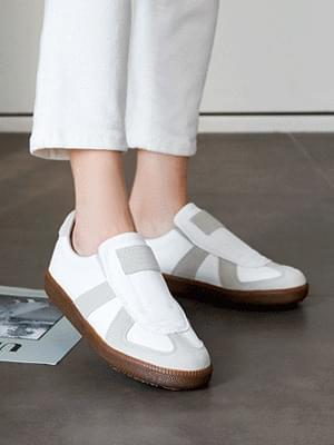 Legged sneakers 2cm