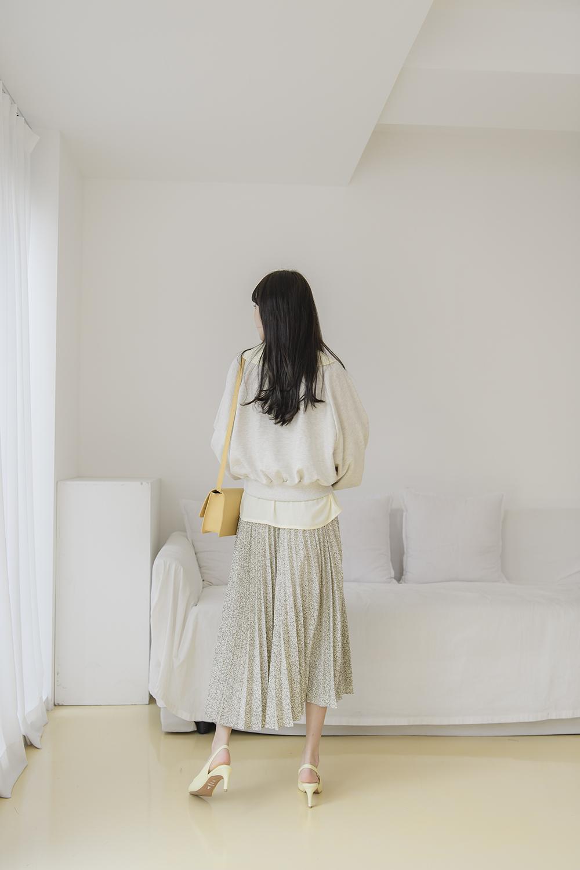 Janzan Flared Skirt