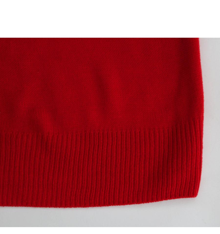 Tomatoketchup - Round knit