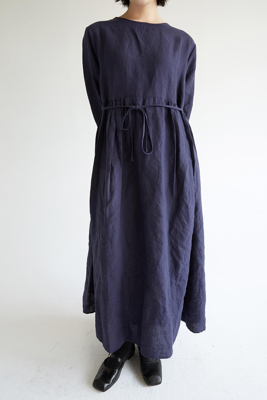 organic texture strap dress