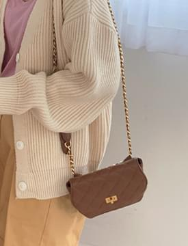 Mimi Chain quilted bag_C 手拿包