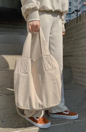 Plain Cross Eco Bag 帆布包