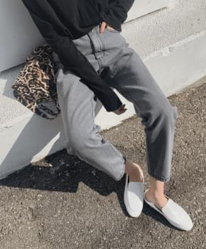 Polina black black pants