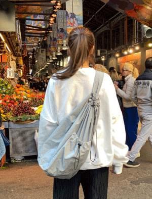 Casual Mood Nylon Cross Bag 肩背包