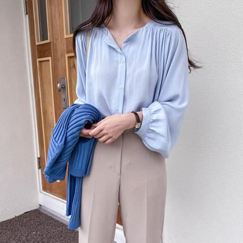 Something Yummy Fit Button Blouse 襯衫
