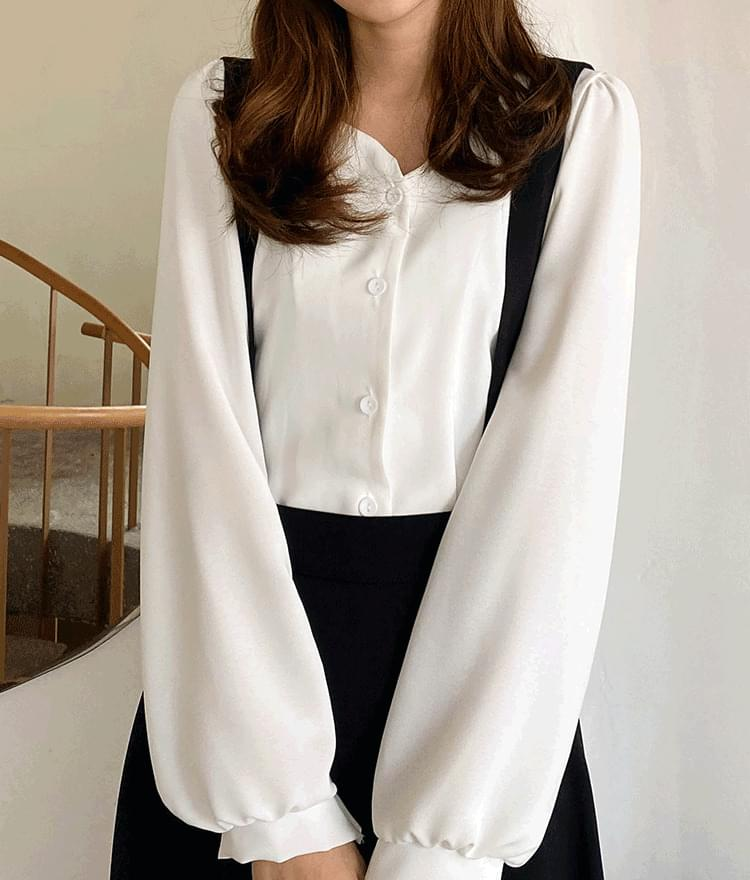 Prom bunny blouse