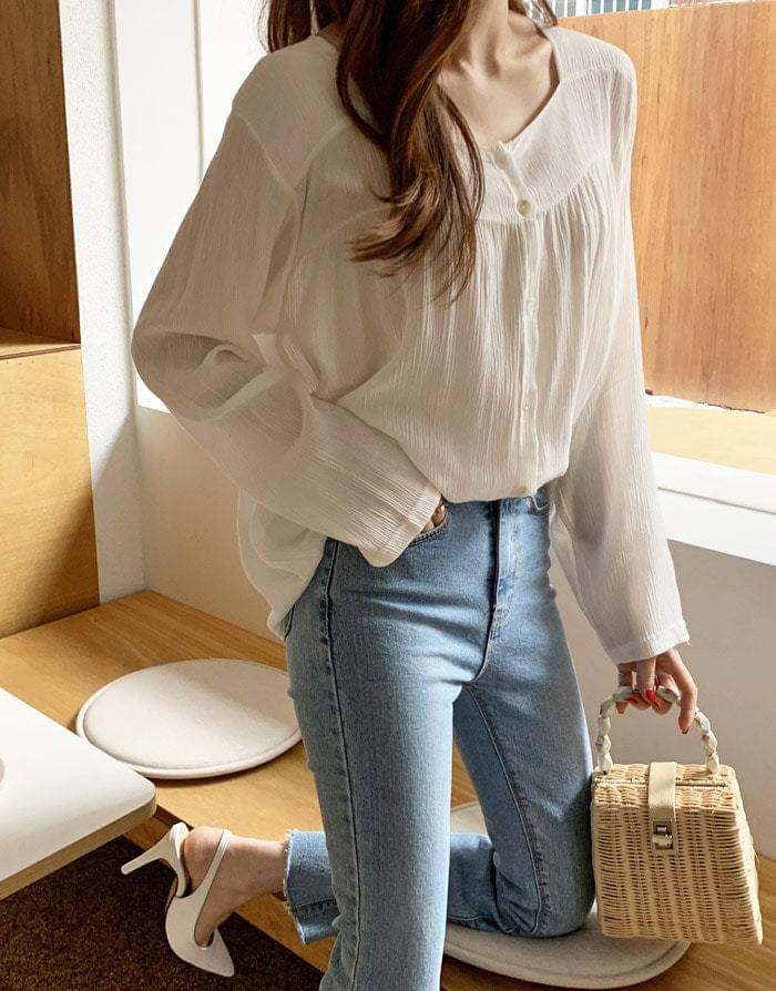 Honeywell Square Blouse