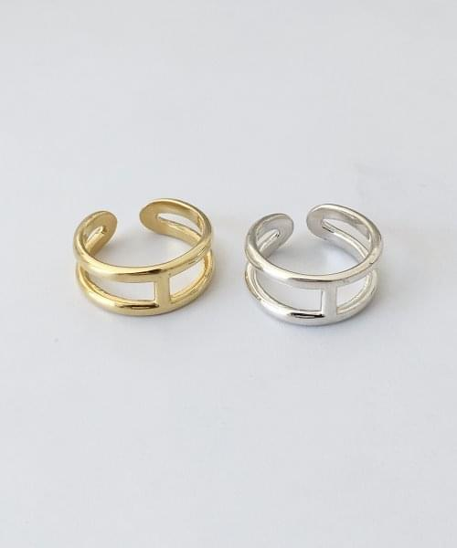 (silver925) punching ring