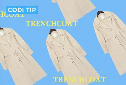 Trench coat inspiration