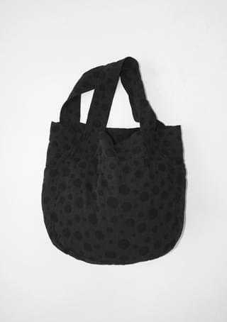 cotton washing dot bag キャンバスバック