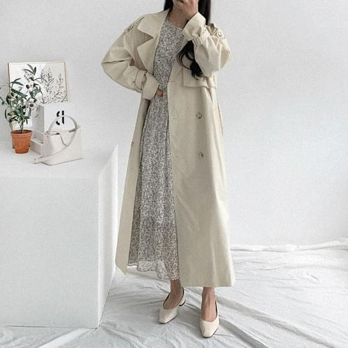Loveborn Trench Coat coat