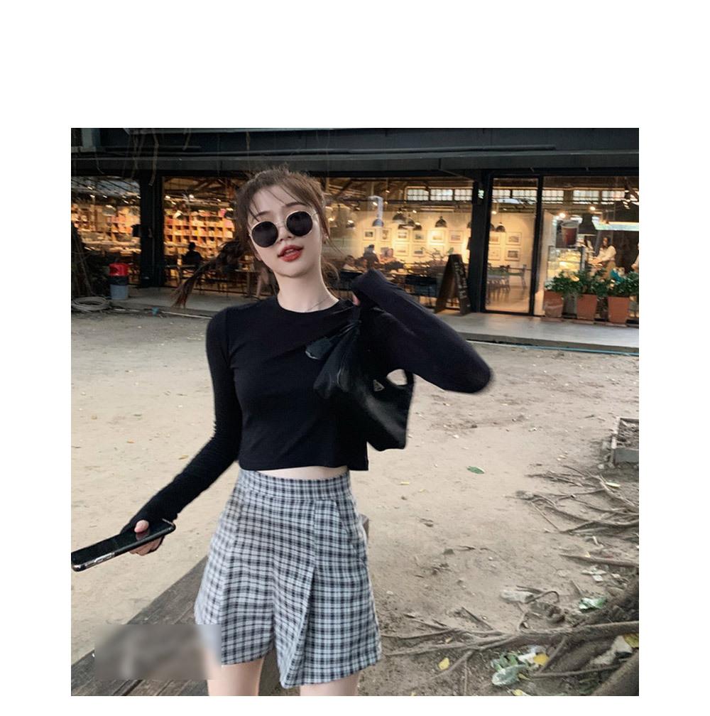 Colorteen Yeori Crop Knit