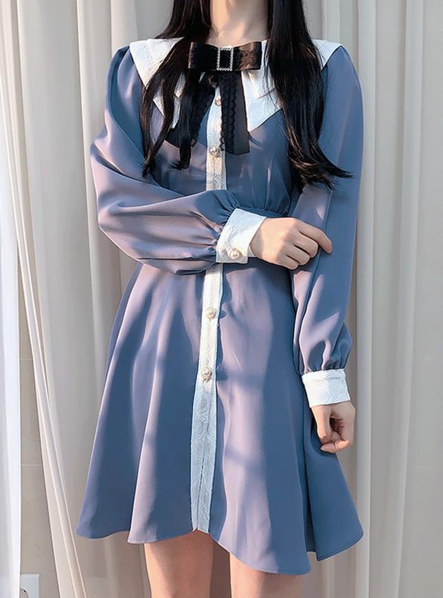 Brooch Set Sydney Color Dress