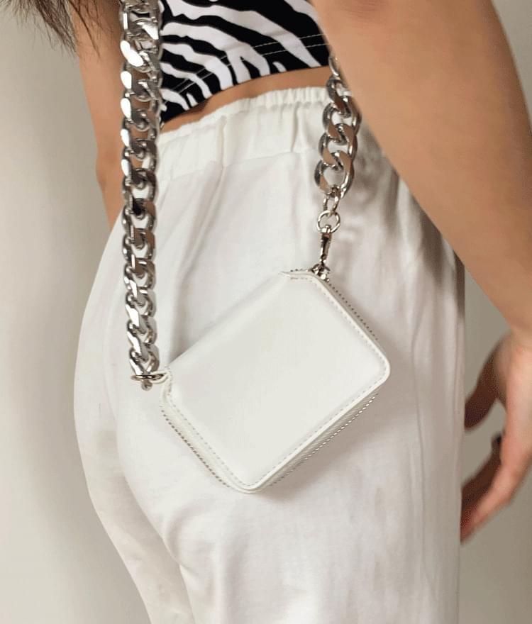Kent chain mini bag 肩背包