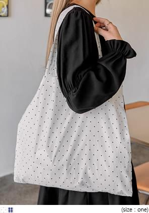 MEAL PATTERN COTTON BAG - 2 TYPE 帆布包