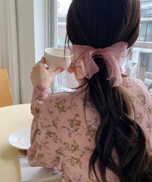 Emotional ribbon for girl