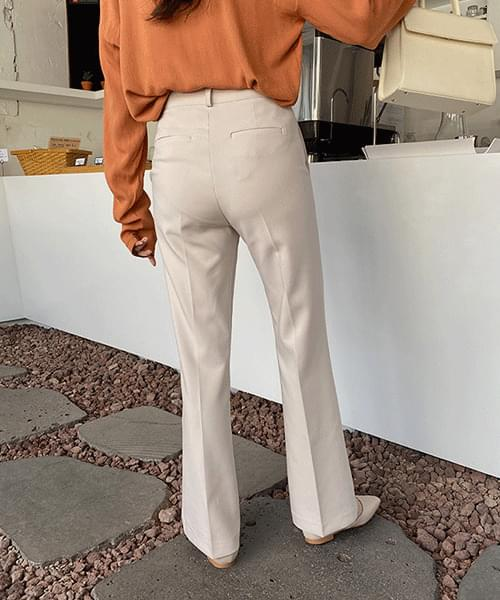 Semi Boot Cut Slacks