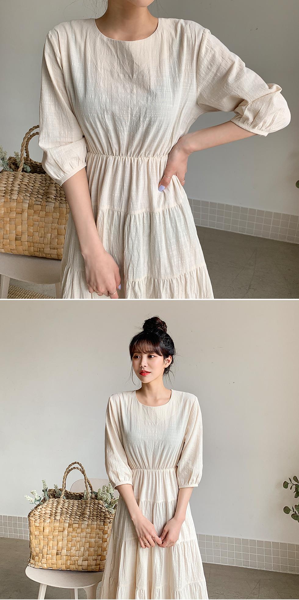 Woodcancan Dress