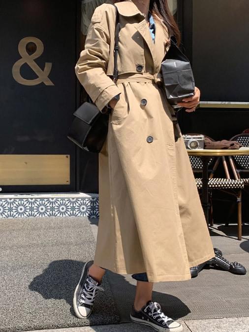 Biggin trench coat