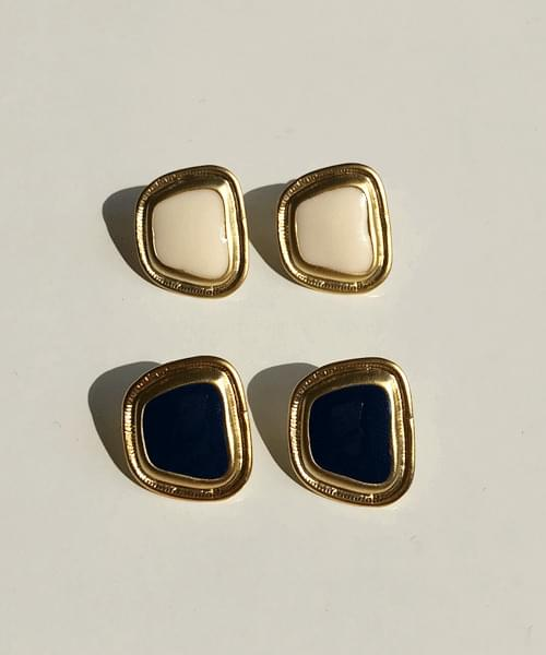 brone earrings