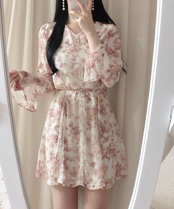 Ranko Flower Dress