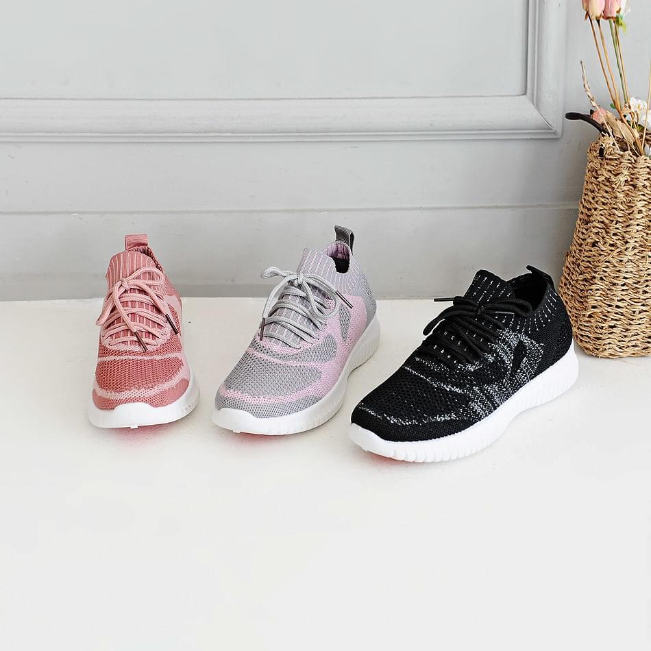 Retons sock sneakers 3cm