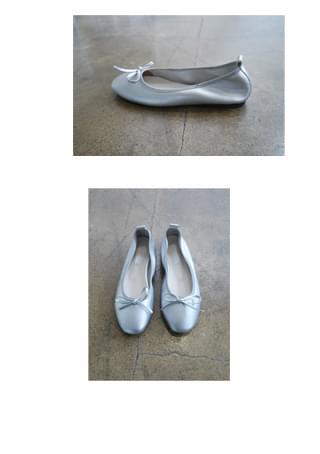 daily ribbon flat shoes (6colors)