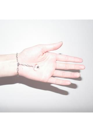 clear hyaline bracelet ブレスレット