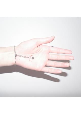 clear hyaline bracelet ブレスレット
