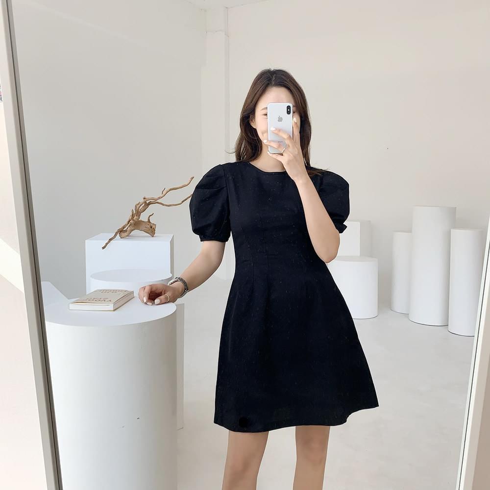 Ria puff dress