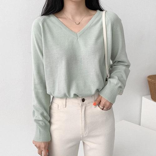 Color Chip V Knit