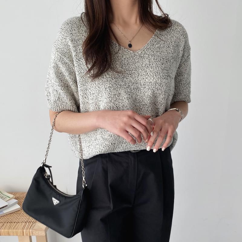 Ellen Bokashi knit mint