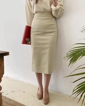 Lady Cotton Long Skirt *