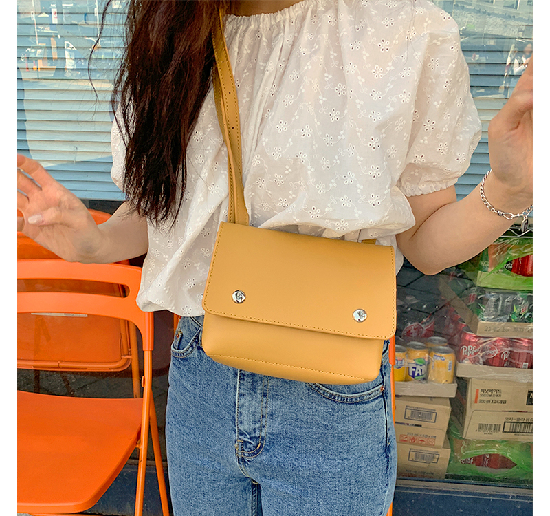 Butter Button Mini Cross Bag