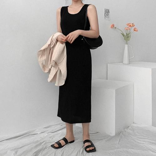 Chalang Sleeveless Dress