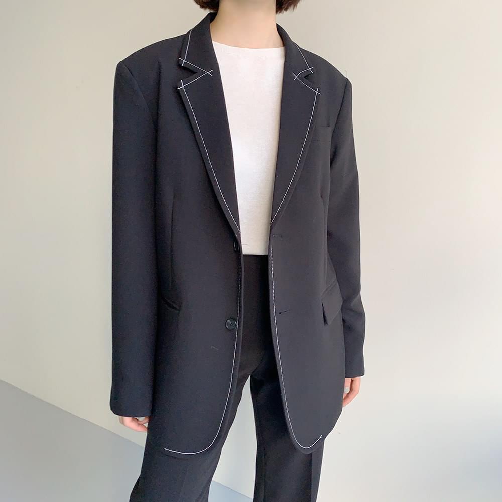Stitch setup jacket