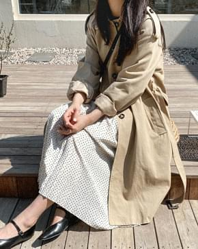 Surprise Single Trench Coat * Special Offer